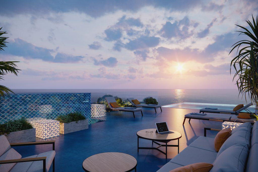 AVENCAS Ocean View Residences - Penthouse Rooftop